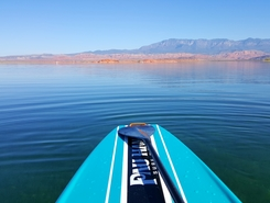Sand Hollow Reservoir sitio de stand up paddle / paddle surf en Estados Unidos