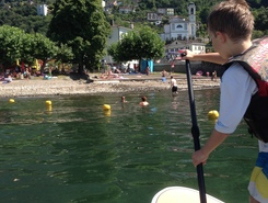 Toucan Club spot de stand up paddle en Suisse