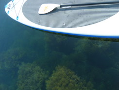 Notojima cove points spot de stand up paddle en Japon
