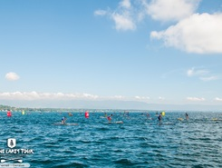 Geneve spot de stand up paddle en Suisse