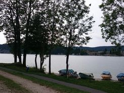Lac de Joux spot de stand up paddle en Suisse