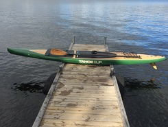 Malachi Ontario paddle board spot in Canada
