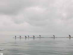 Sciez spot de stand up paddle en France