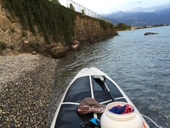Lake Geneva spot de stand up paddle en Suisse
