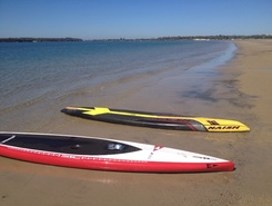Southport spot de stand up paddle en Australie