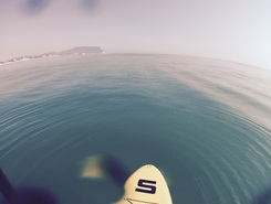 Daje!! spot de stand up paddle en Italie