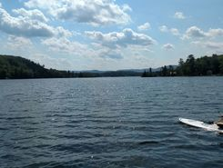 glenn lake ny paddle board spot in United States