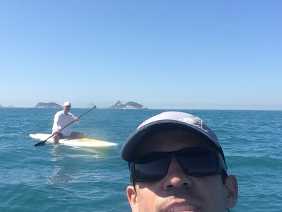 Reserva  paddle board spot in Brazil