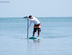 Beira Mar sitio de stand up paddle / paddle surf en Brasil