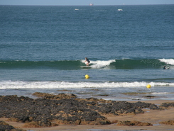 Batz sur Mer- La Govelle paddle board spot in France