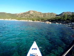 villagio mandorli sitio de stand up paddle / paddle surf en Italia