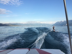 Vidy sitio de stand up paddle / paddle surf en Suiza