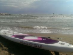 pescara  centro sitio de stand up paddle / paddle surf en Italia