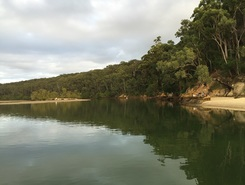 Tallabudgera Creek , Gold Coast Queensland Australia  paddle board spot in Australia