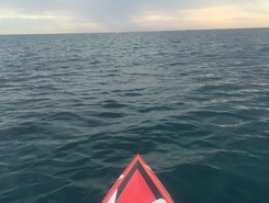 Solenzara  / Cap Martin spot de stand up paddle en France