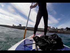 LE RAOULIC paddle board spot in France