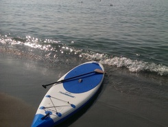 Dream Cafe Ayios Tychonas spot de stand up paddle en Chypre