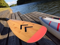 Decksteiner Weiher paddle board spot in Germany