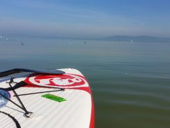 Balatonboglár sitio de stand up paddle / paddle surf en Hungría