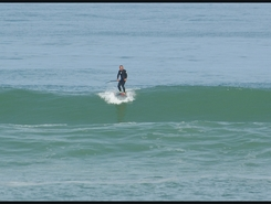 Lacanau sitio de stand up paddle / paddle surf en Francia