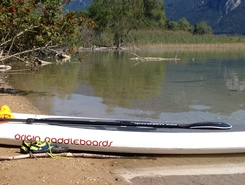 Kochelsee - Trimini paddle board spot in Germany