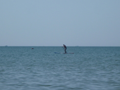 Grado spot de stand up paddle en Italie