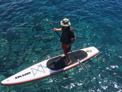 Funchal sitio de stand up paddle / paddle surf en Portugal