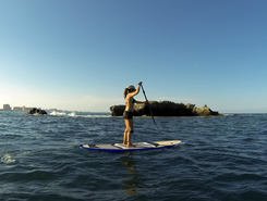 La Manga del Mar Menor spot de stand up paddle en Espagne