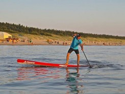 Monciskes sitio de stand up paddle / paddle surf en Lituania