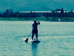 Sparks Marina Park Lake sitio de stand up paddle / paddle surf en Estados Unidos