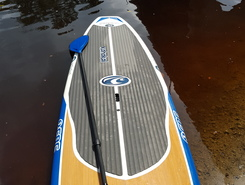 conway riverwalk spot de stand up paddle en États-Unis