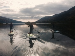 Rowena  paddle board spot in United States