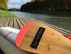 Decksteiner Weiher sitio de stand up paddle / paddle surf en Alemania