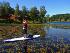 Garsjø sitio de stand up paddle / paddle surf en Noruega