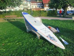Tegernsee - Gmund paddle board spot in Germany
