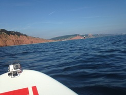 Sidmouth  spot de stand up paddle en Royaume-Uni