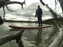 Chadburn Lake spot de stand up paddle en Canada