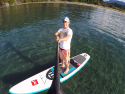 Crescent Beach spot de stand up paddle en États-Unis