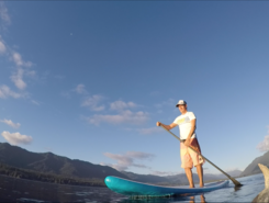 Lake Quinault spot de stand up paddle en États-Unis
