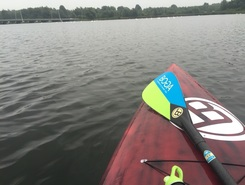 Pampus  spot de stand up paddle en Pays-Bas