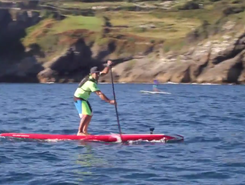 LEKEITIO spot de stand up paddle en Espagne