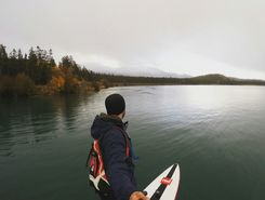 Skills and Techniques/Casual Paddle spot de stand up paddle en Canada