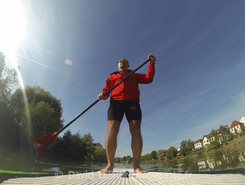 Quai d'Argonne paddle board spot in France