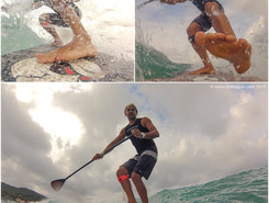 hyeres spot de stand up paddle en France