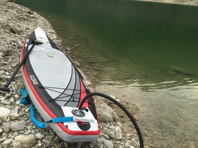 Redona spot de stand up paddle en Italie