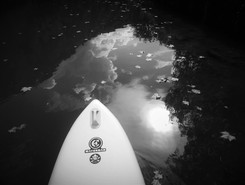 Avanne-Aveney paddle board spot in France