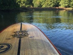 Swanwick  paddle board spot in United Kingdom