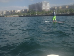 Thessaloniki   bay  sitio de stand up paddle / paddle surf en Grecia