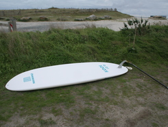 La Torche sitio de stand up paddle / paddle surf en Francia