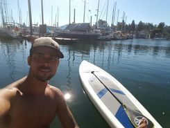 Alder Creek/Columbia River sitio de stand up paddle / paddle surf en Estados Unidos
